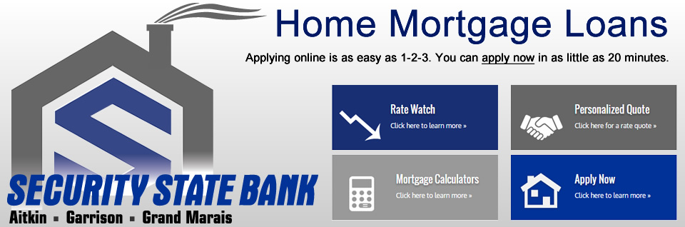 Applying online is as easy as 1-2-3. You can apply now in as little as 20 minutes. Check rates, get a personalized quote and use our mortgage calculators.