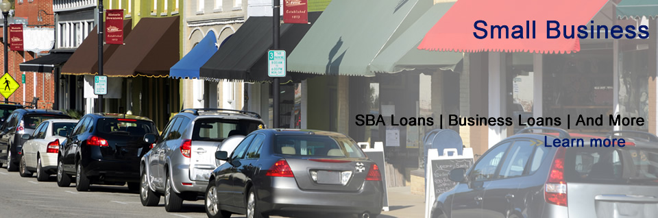Look to Security State Bank for all your small business loan needs!